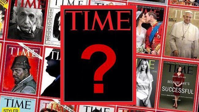 (фото) Ze cover. Впервые в истории украинец попал на обложку Time