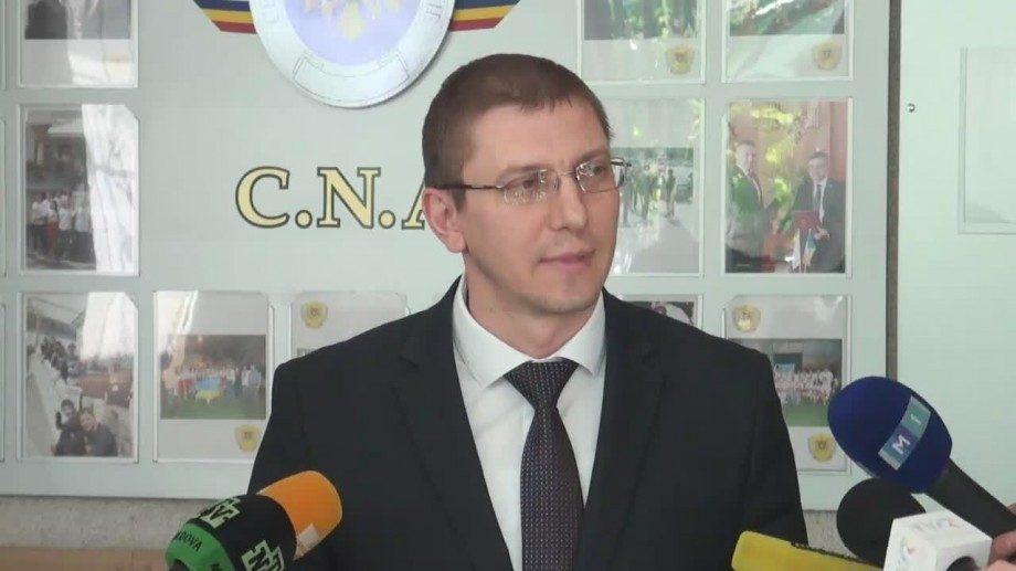 Виорел Морарь отстранен от должности главы Антикоррупционной прокуратуры