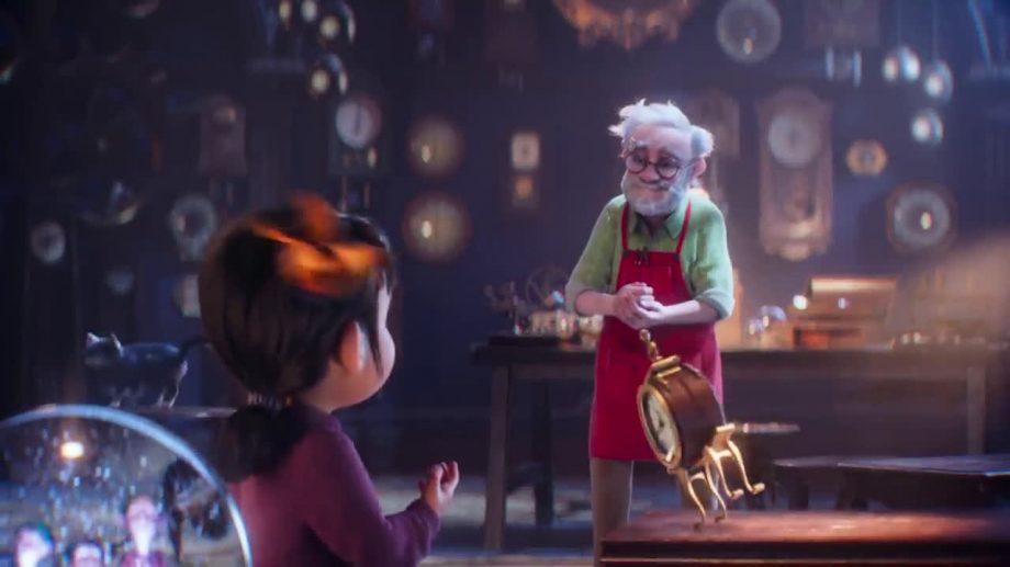 (видео) Старый часовщик. Рождественский ролик про «самое лучшее время»