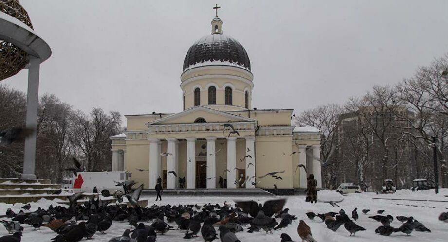 Результаты опроса: жители Молдовы больше всего доверяют церкви