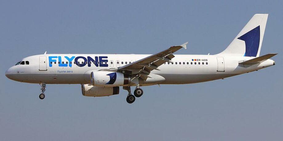 Лоукостер Fly One запускает новый рейс Кишинев – Санкт-Петербург. Билеты будут стоить от 44 евро