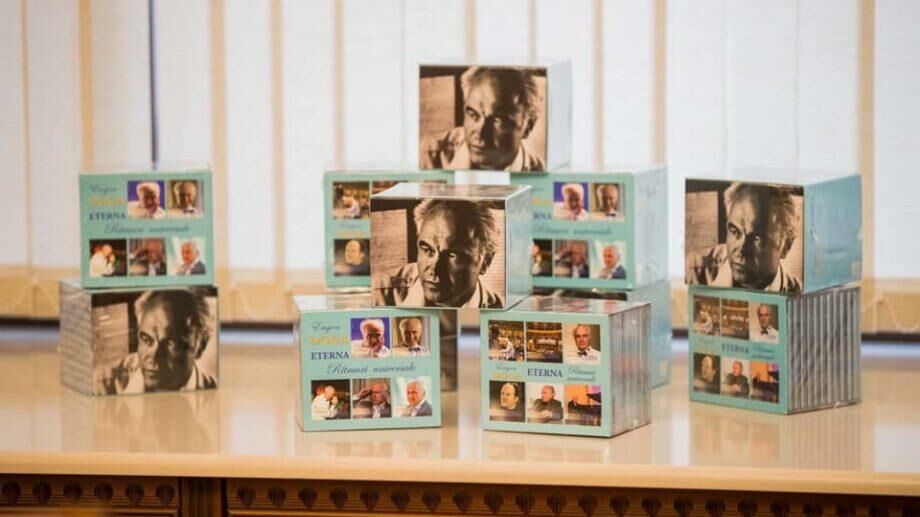 Библиотеки и школы Молдовы получат сборники с произведениями Еуджена Доги