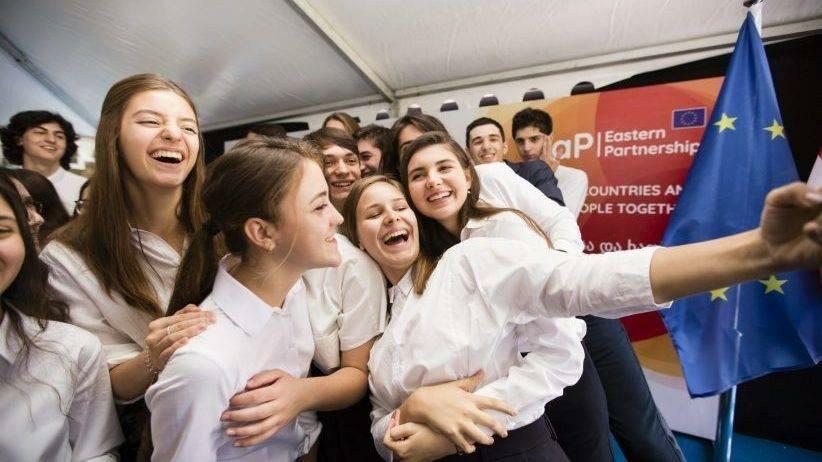ЕС объявил новый набор в Европейскую школу Восточного партнерства – обучение бесплатно