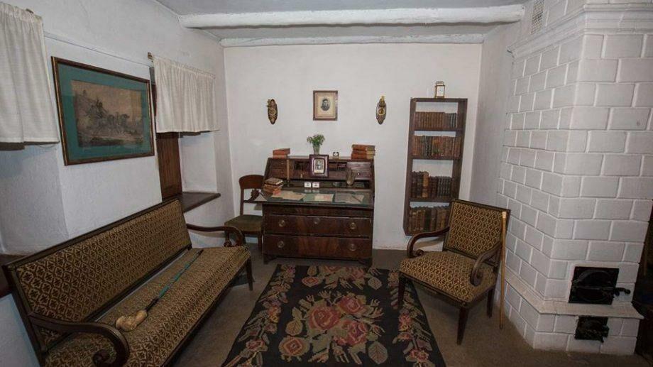 (фото) Ремонт Дома-музея А.С. Пушкина в Кишиневе начнется весной