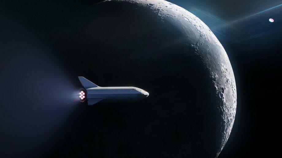 Космический вояж: японский миллиардер ищет спутницу для путешествия вокруг Луны