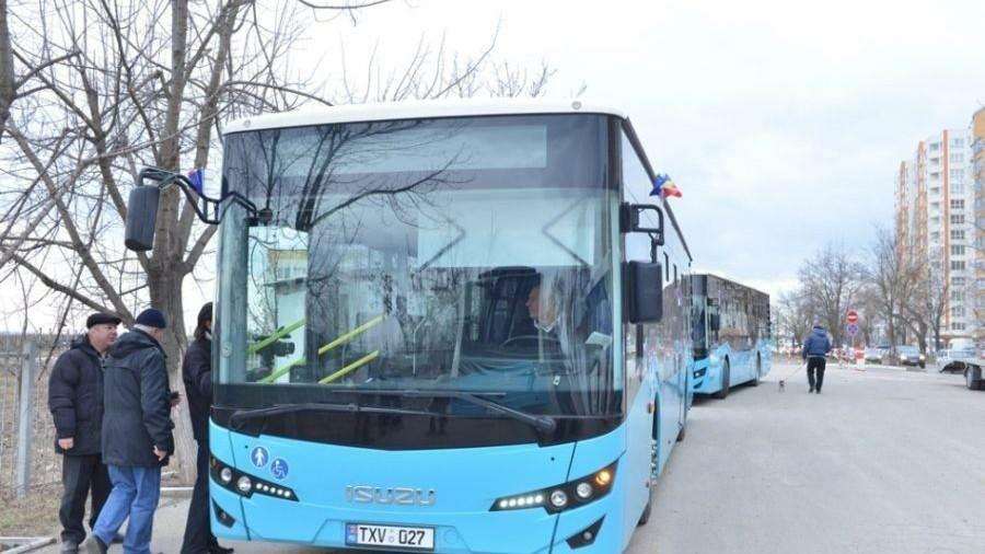 На этой неделе в столице начнут курсировать новые автобусы. По каким улицам они будут ездить