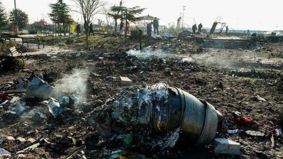 Спецслужбы США полагают, что «Боинг» МАУ мог быть сбит под Тегераном