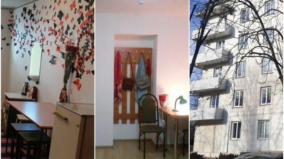 (фото) «Общажная жизнь»: в каких общежитиях живут молдавские студенты