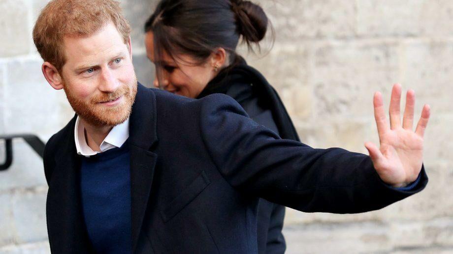 Принц Гарри и Меган Маркл откажутся от титулов Их высочеств