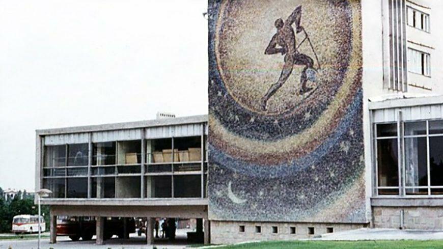 (фото) Как выглядит столичный Молодежный центр им. Юрия Гагарина спустя почти пол века после открытия