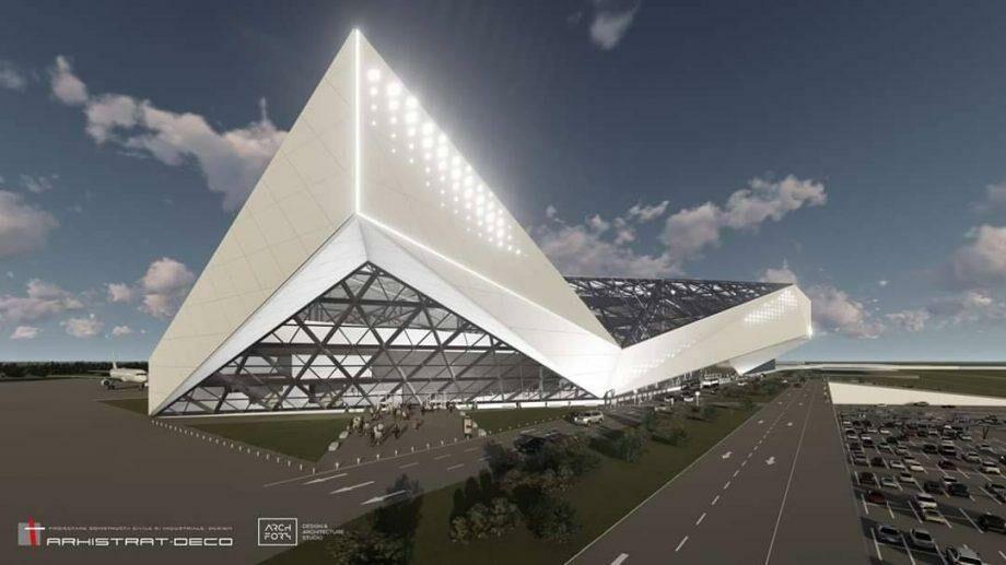Инвестор Аэропорта запросил разрешение на строительство нового терминала
