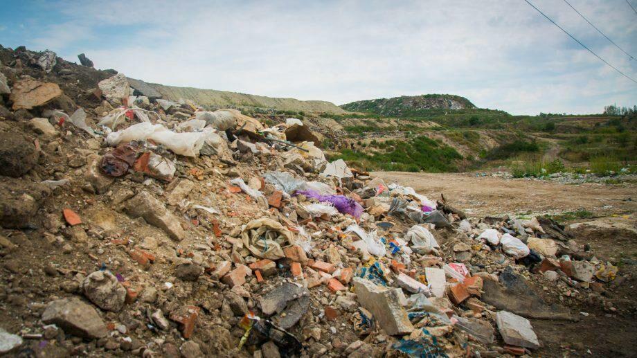 (инфографик) Сколько мусора производят жители каждого района Молдовы
