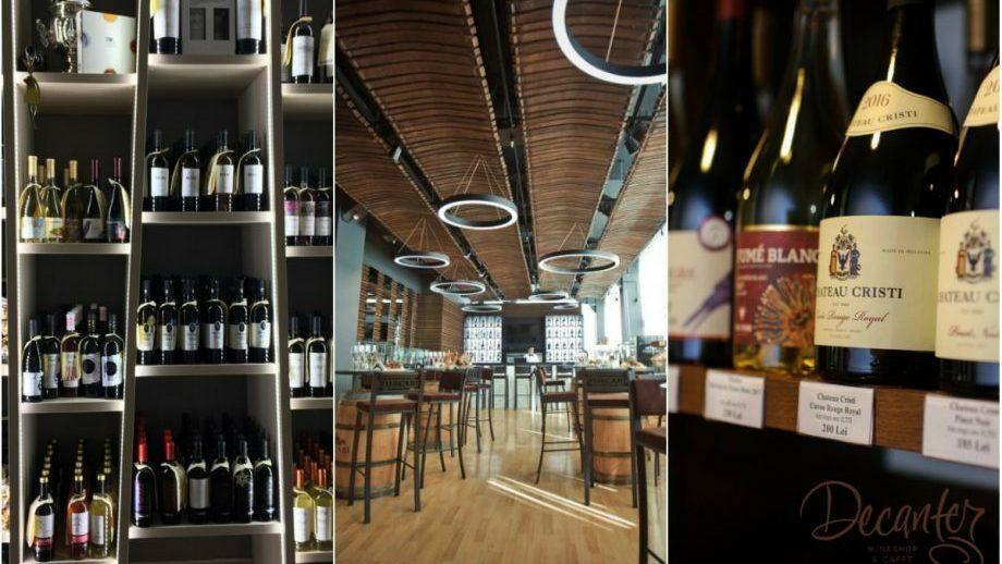 Винные места столицы: список винотек и винных баров Кишинева