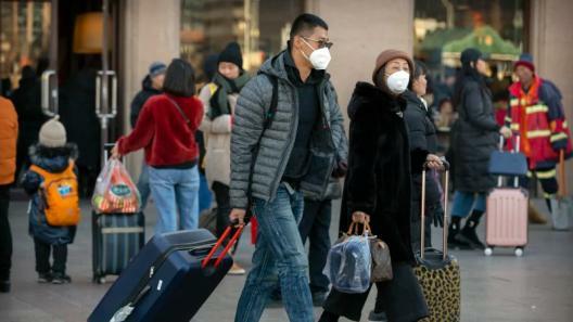 Министерство иностранных дел редомендует гражданам Молдовы воздержаться от поездок в Китай