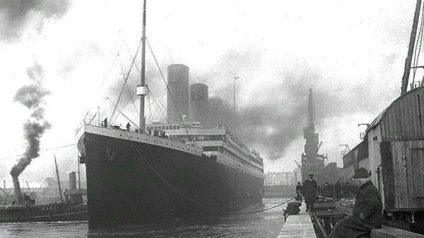 Затонувший лайнер «Титаник» хотят вскрыть для того, чтобы поднять на поверхность беспроводной передатчик фирмы Marconi