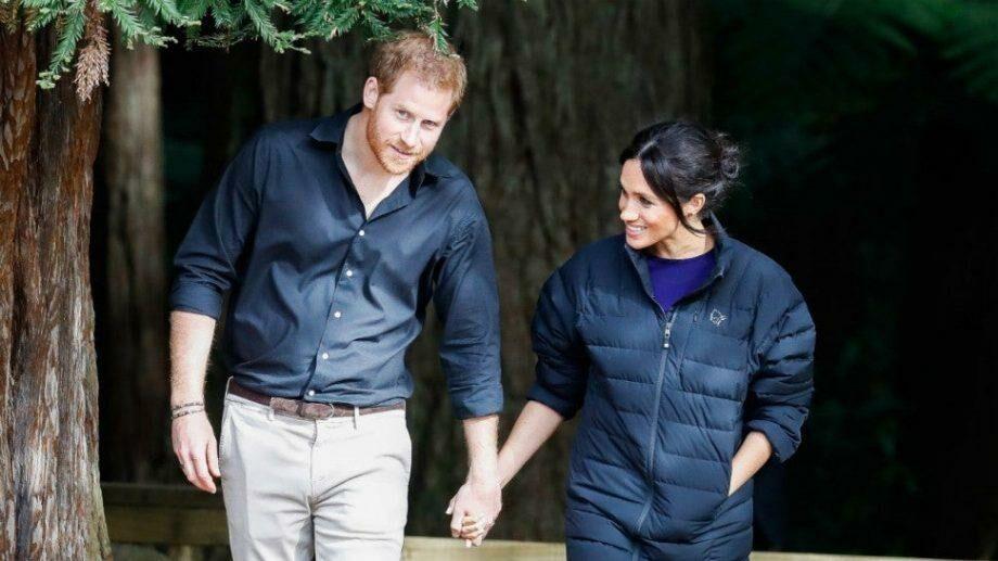 Жизнь как она есть. Принц Гарри и Меган Маркл отказались от королевских полномочий