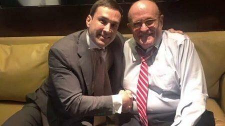 Дмитрий Торнер сделал экстрадицию Фирташа невозможной благодаря встрече с адвокатом главы Белого дома