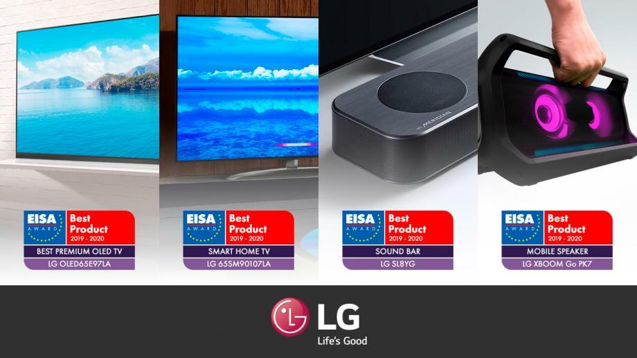 LG: свершения 2019 и перспективы 2020