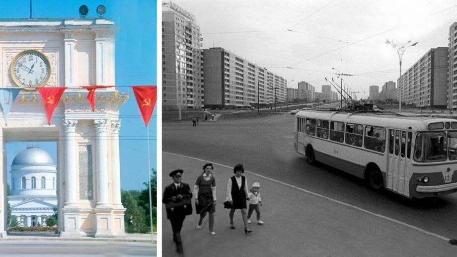 (фото) Открытый и живой: Кишинев в 60-х-70-х годах прошлого столетия