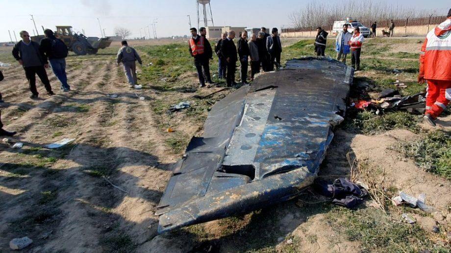 Иран подтвердил, что украинский «боинг» был сбит двумя ракетами ЗРК «Тор-М1»
