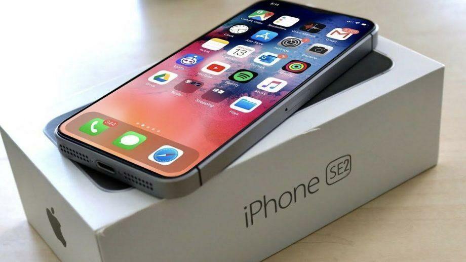Apple может представить бюджетный iPhone 9 уже в марте