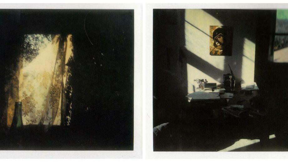 (фото) «Остановить время — пусть даже и быстрым взглядом». Полароиды Андрея Тарковского