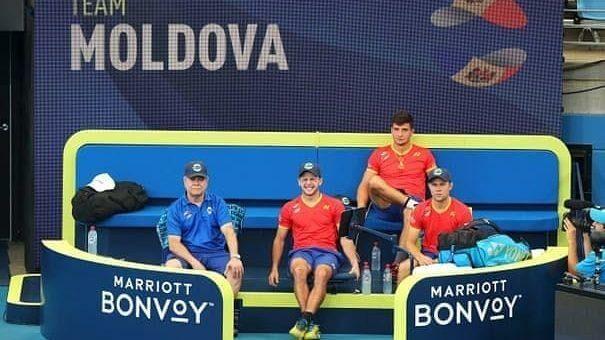 На теннисном кубке ATP перепутали гимн Молдовы с гимном Румынии. Представители ATP принесли свои извинения