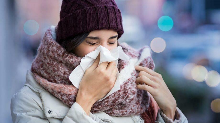 За неделю в Молдове зарегистрировали 372 случая заболевания гриппом