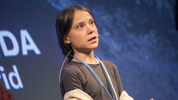 BBC снимет сериал о 17-летней активистке Грете Тунберг