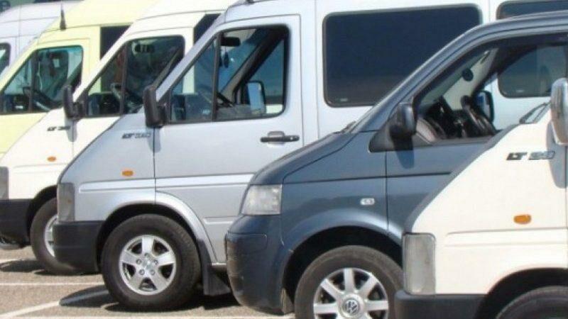 В столице в понедельник водители маршруток устроят забастовку