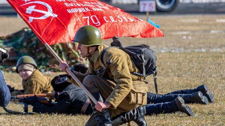 (фото) Ко Дню защитника Отечества в Тирасполе прошел военно-спортивный праздник