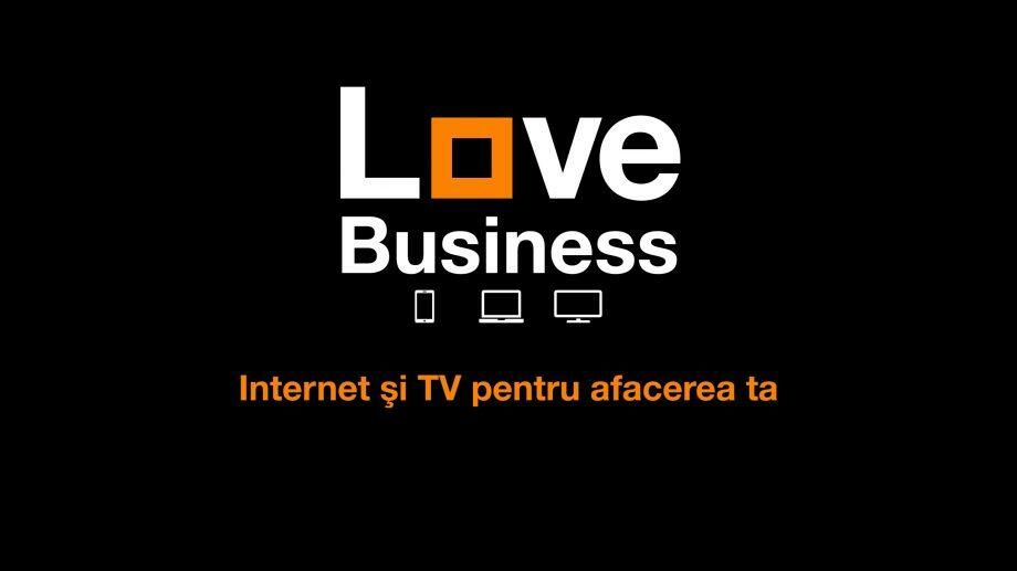 LOVE Business. Интернет и ТВ для Вашего бизнеса