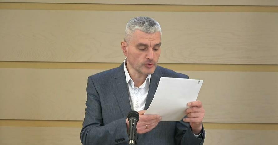 Слусарь: «Мы просим предоставить официальные документы, иначе будем просить об отставке министра экономики»