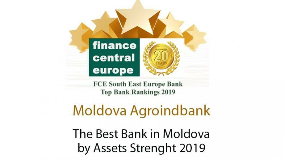 Finance Central Europe: MAIB – лучший банк в Молдове