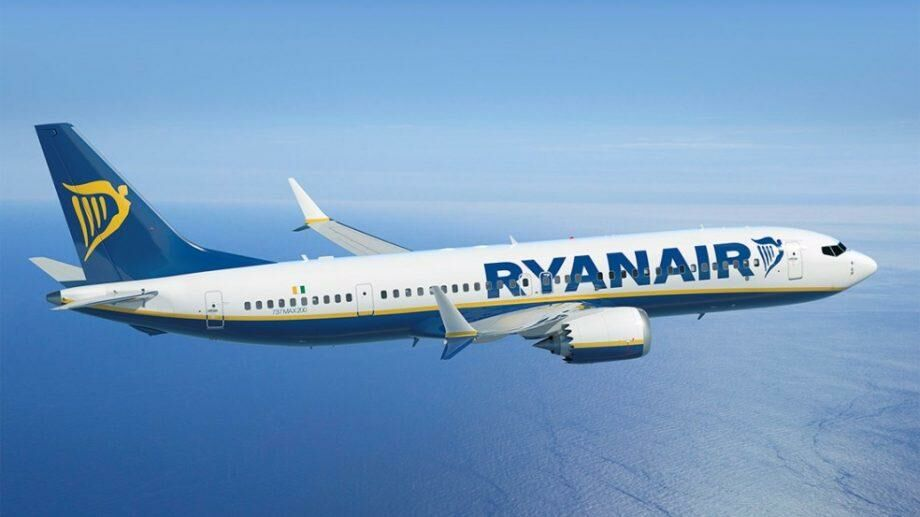 Ryanair распродает билетына самолеты по Европе. Билеты стоят от 10 евро