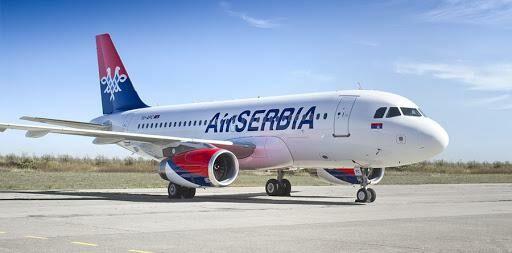 Air Serbia с июня 2020 года открывает шесть новых прямых рейсов, среди которых и из Белграда в Кишинев