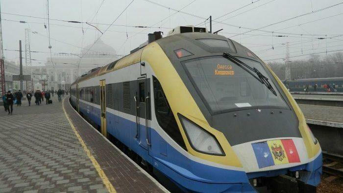 Железная дорога Молдовы отменила поезда из Кишинева в Бухарест, Москву, Санкт-Петербург и Одессу