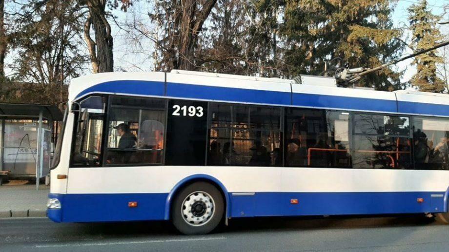 До отмены чрезвычайного положения проезд в муниципальном общественном транспорте будет бесплатным