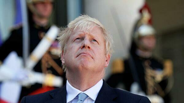 Премьер-министр Великобритании Борис Джонсон заразился коронавирусом