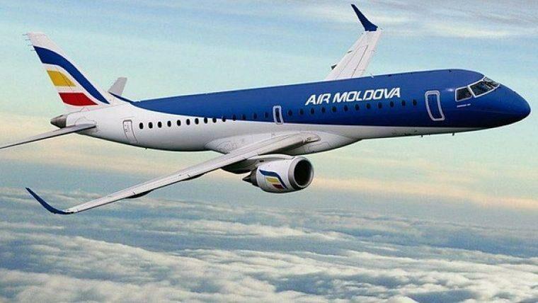 Air Moldova приостанавливает полеты в/из Италии. До какого числа действует ограничение