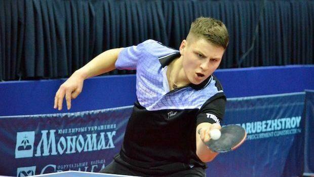 Молдавский игрок настольного тенниса Андрей Пуцунтикэ одержал четыре победы в чемпионате Европы среди юношей Under-21