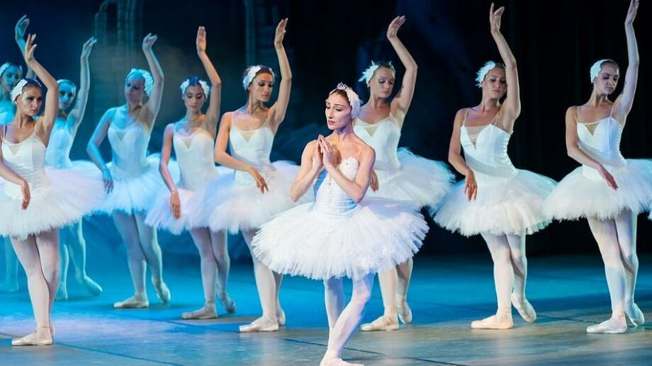 live) Большой театр ведет онлайн-трансляцию легендарного балета ...