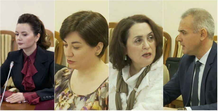 Парламент назначил четырех новых членов Высшего совета магистратуры. Что о них известно