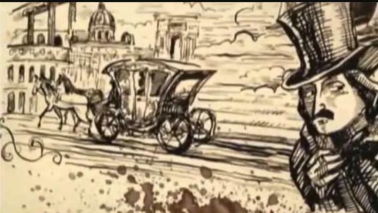 (видео) «Все мы вышли из Гоголевской шинели». 13 причин посмотреть фильм Парфенова «Птица-Гоголь»