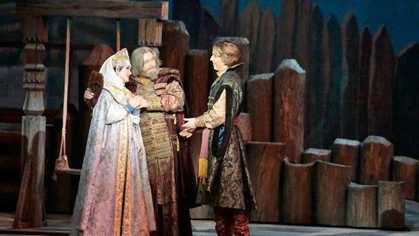(live) Большой театр ведет онлайн-трансляцию знаменитой оперы Николая Римского-Корсакова «Царская невеста»