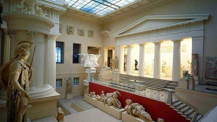 Пушкинский музей открыл доступ к курсу «История мирового искусства» для всех, кто любит искусство и хочет в нем разбираться