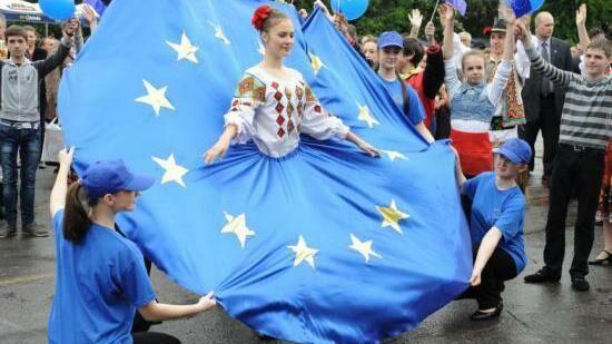 Впервые День Европы будет отмечаться в Молдове в течение месяца по телевидению, радио и онлайн