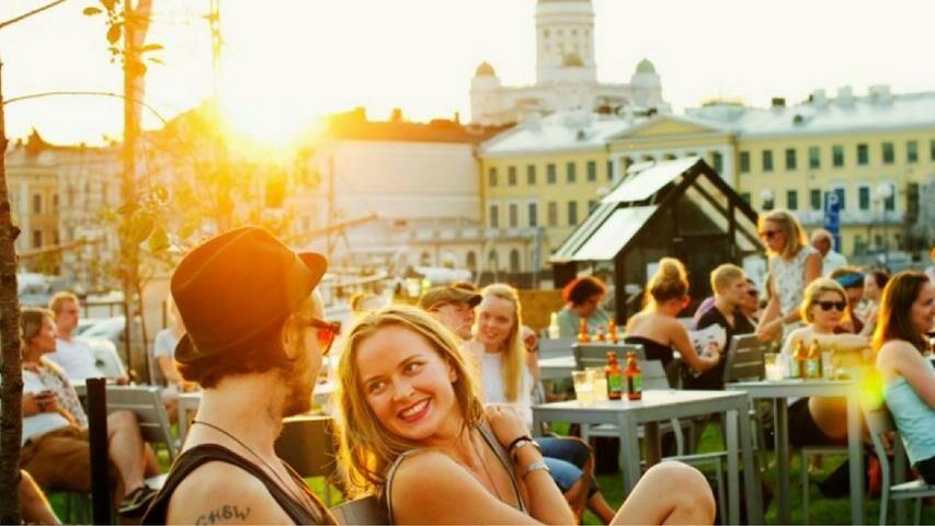 Секрет счастья: в проекте Rent a Finn жители Финляндии рассказывают, почему они счастливы и как нам стать такими же