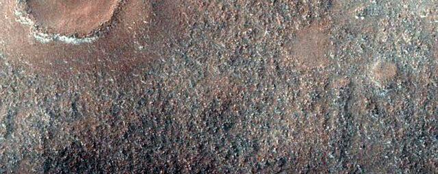 Горные хребты и впадины: каталог фотографий Марса