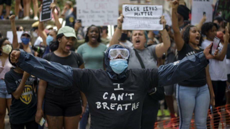 (фото/видео) «Не могу дышать»: в США более 10 крупных городов охватили массовые беспорядки из-за смерти афроамериканца